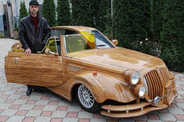 Una carrozzeria speciale