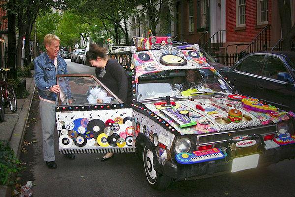 foto un 39 auto super accessoriata