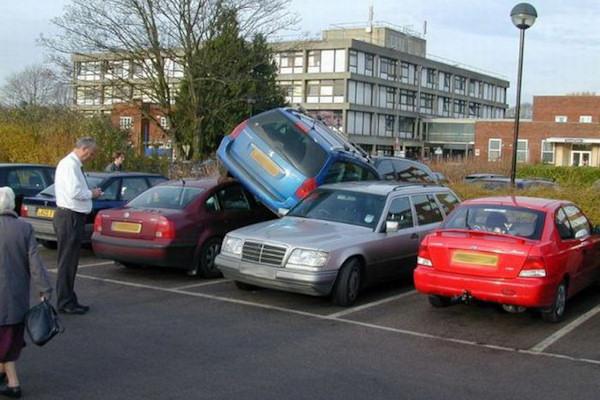 Parcheggi pazzi