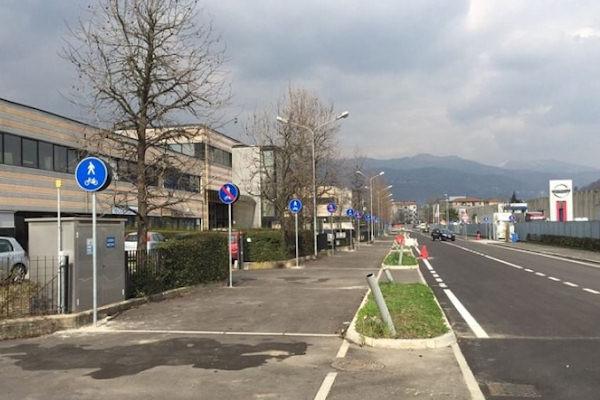 Com'è bello pedalare a Como!