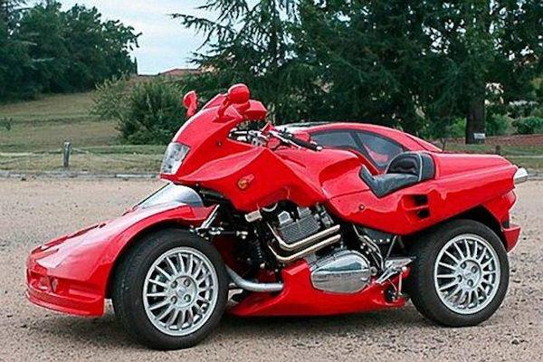 La moto che non fa rimpiangere l'auto
