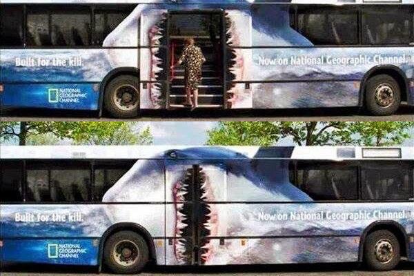 Autobus camuffati