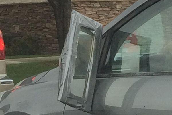 Uno specchietto personalizzato
