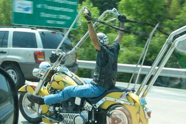 La moto più comoda del mondo