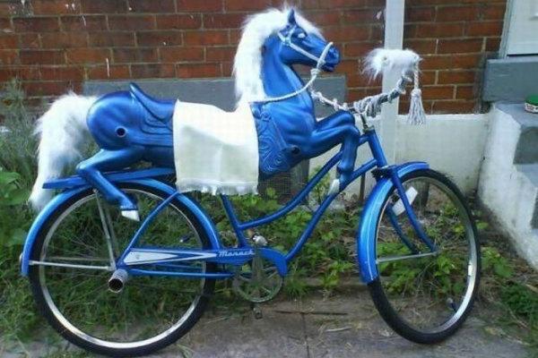 La bici per gli eterni bambini