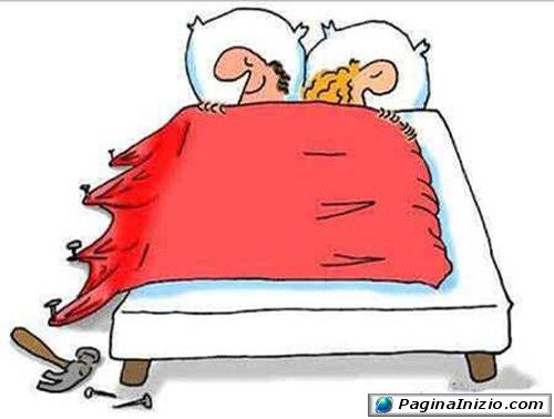 Dormire al caldo
