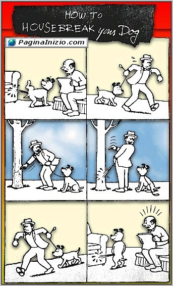 Le famose buone maniere...