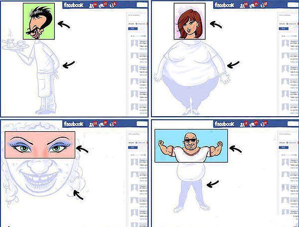 I tranelli di Facebook!