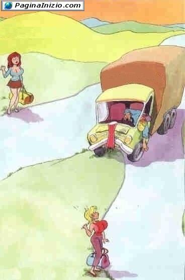 Donne e motori...