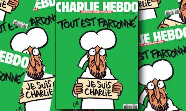 Charlie Hebdo torna in edicola!