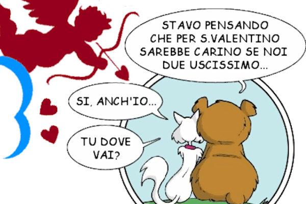 Un San Valentino alternativo!