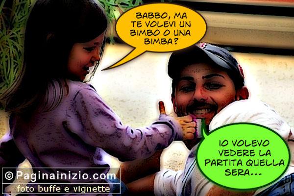 Un papà dice sempre la verità ai figli