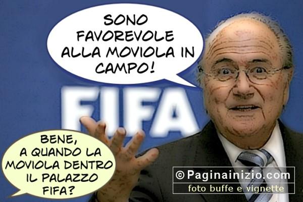 Lo scandalo FIFA