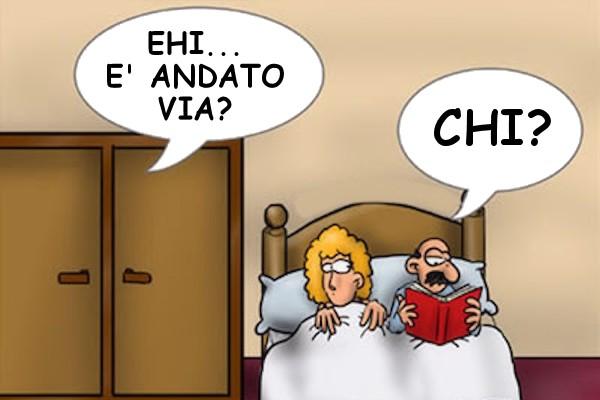Vignetta Scheletri Nellarmadio