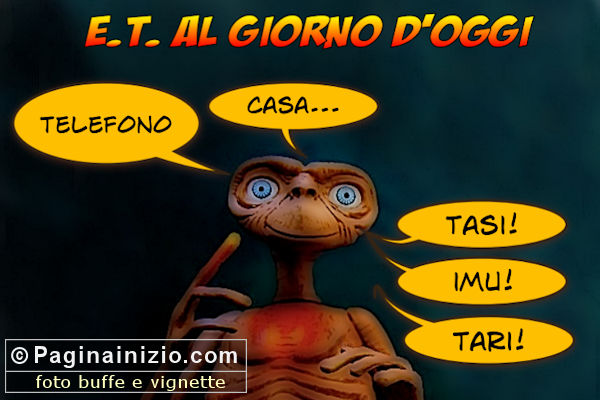 Torna ET ed arriva in Italia
