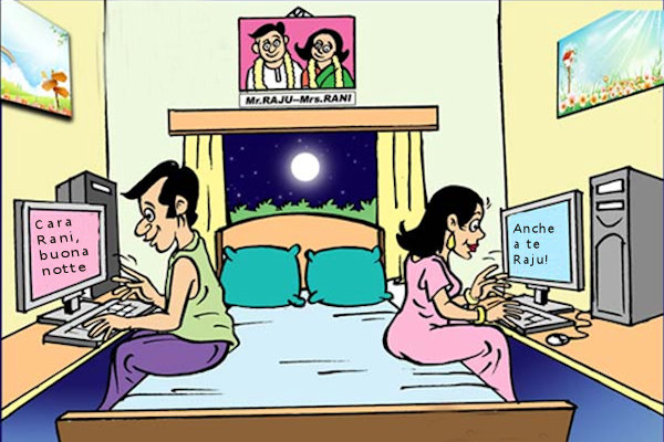 Marriage counselling without her husband - 2 part 5