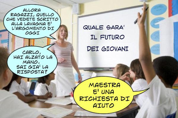 Il futuro dei giovani...