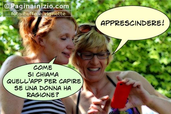 L'app delle donne!