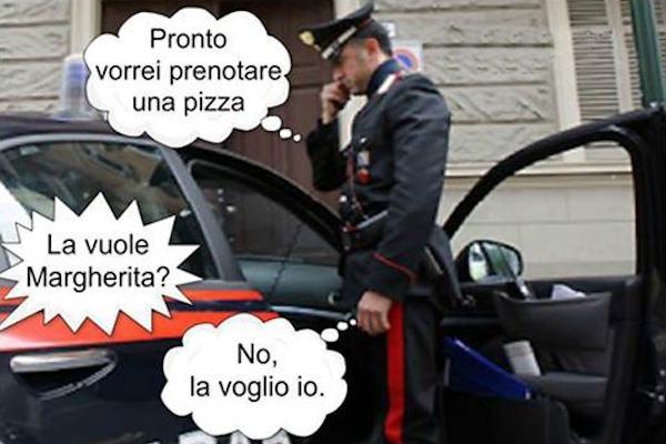 Una pizza per Margherita