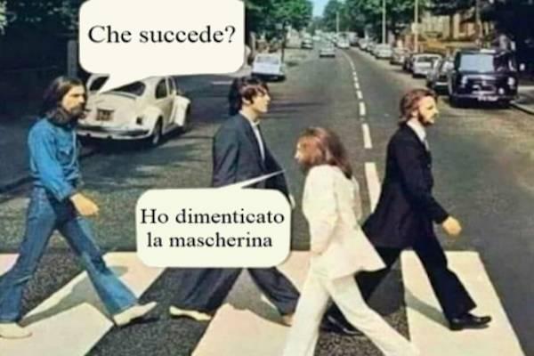 I Beatles nel 2020