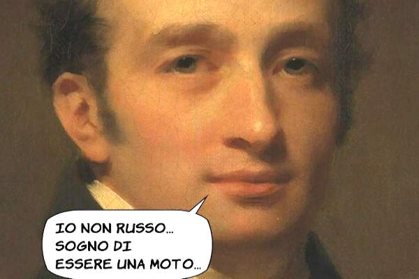 Russo o Rousseau?