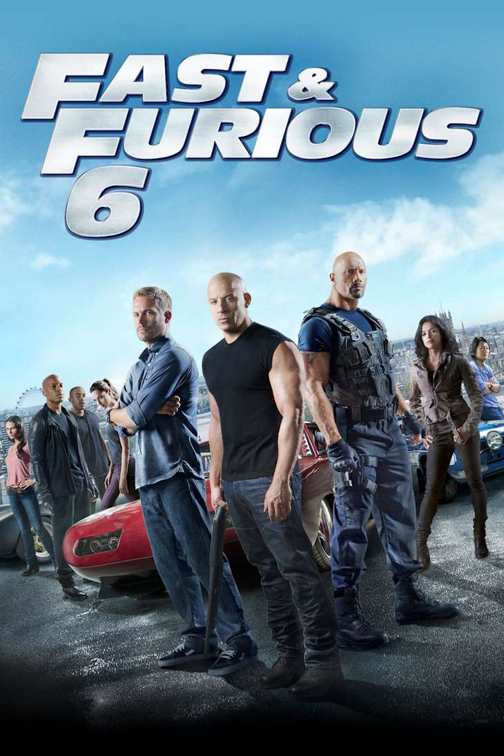 frasi del film fast and furious 6 trama del film fast and furious 6 anno 2013. Black Bedroom Furniture Sets. Home Design Ideas