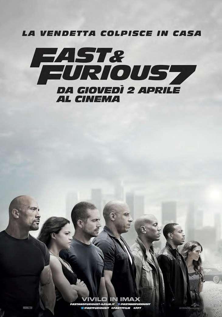 Frasi Del Film Fast And Furious 7