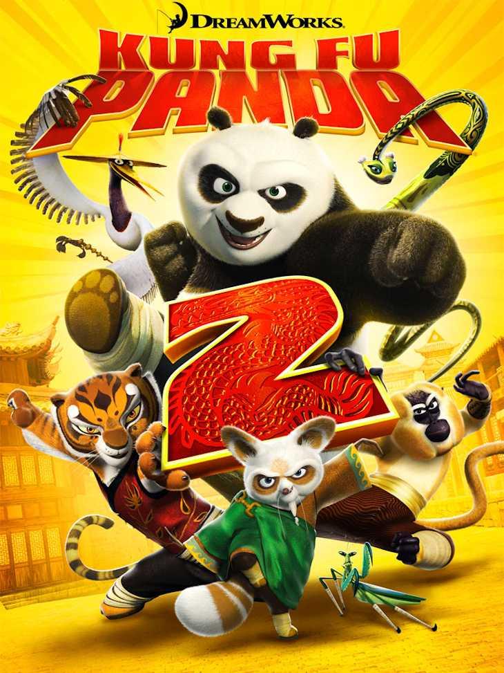 frasi del film kung fu panda 2 trama del film kung fu panda 2 anno 2011. Black Bedroom Furniture Sets. Home Design Ideas