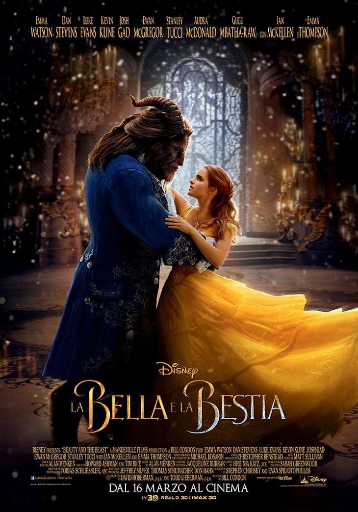 Frasi La Bella E La Bestia.Locandina Del Film La Bella E La Bestia 2017