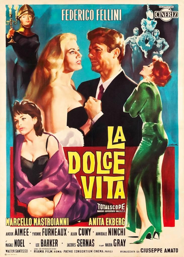 la dolce vita La dolce vita (1960) cast and crew credits, including actors, actresses, directors,  writers and more.