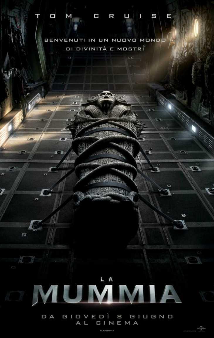 Frasi Del Film La Mummia 2017