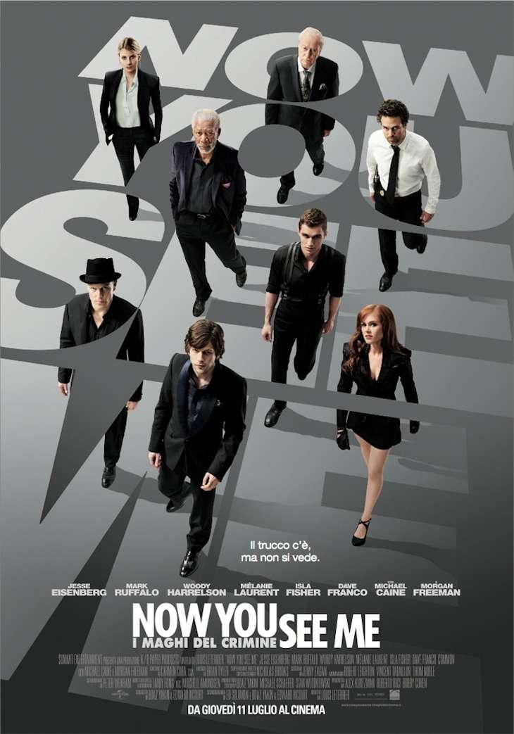Frasi Del Film Now You See Me 2 I Maghi Del Crimine