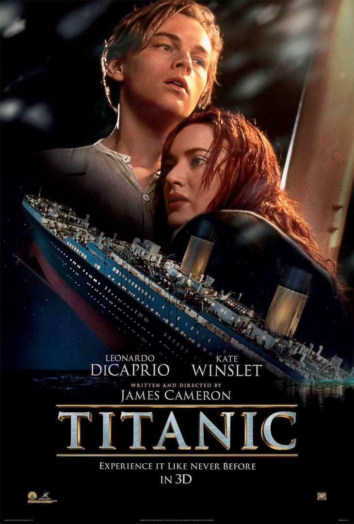 Frasi Del Film Titanic