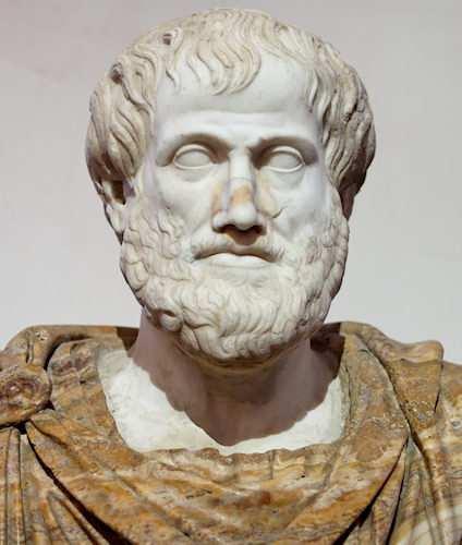 Foto di aristotele