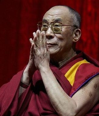 Foto di dalai lama