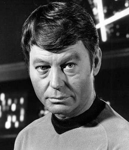 Foto di deforest kelley