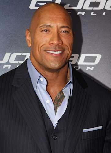 Foto di dwayne johnson