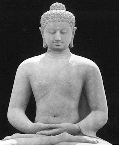 Foto di gautama buddha