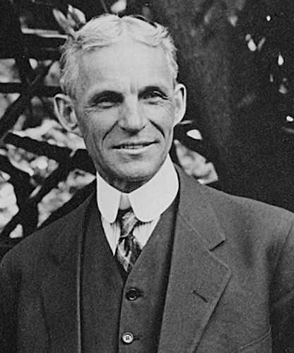 Foto di henry ford