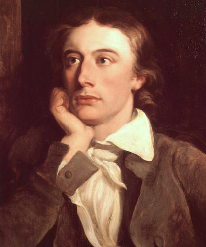 Foto di john keats
