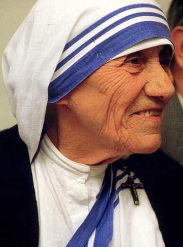 Eccezionale Frasi di Madre Teresa di Calcutta DQ86