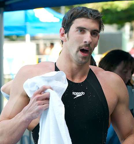 Foto di michael phelps