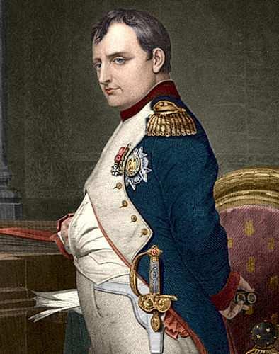 Foto di napoleone bonaparte