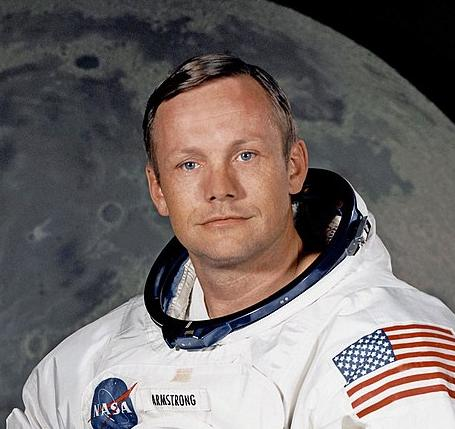 Foto di Neil Armstrong