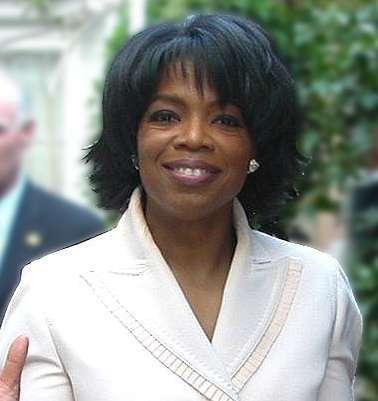 Foto di oprah winfrey