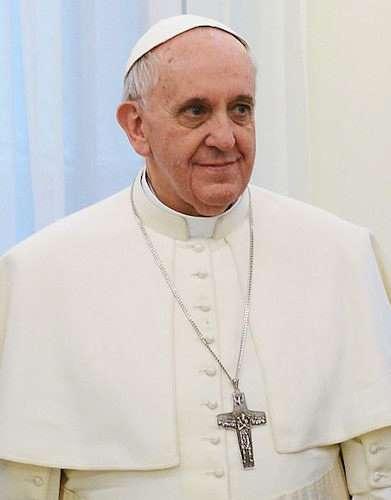 Conosciuto Data di nascita e età di Papa Francesco SI46