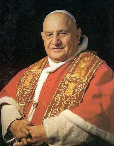 Foto di papa giovanni xxiii