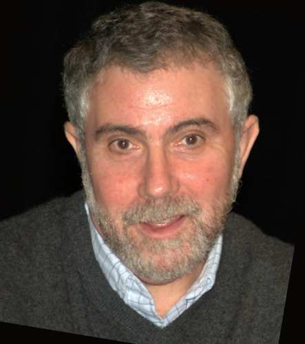 Foto di paul krugman