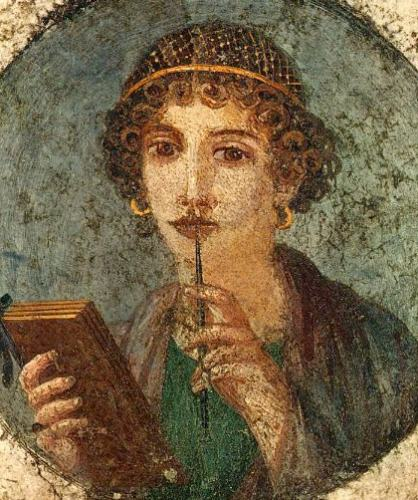 Matrimonio In Grecia : Frasi di saffo