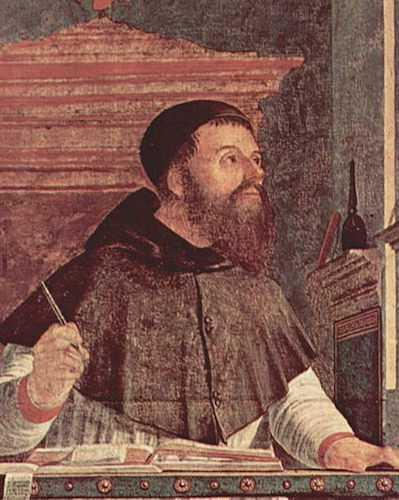 Foto di sant'agostino